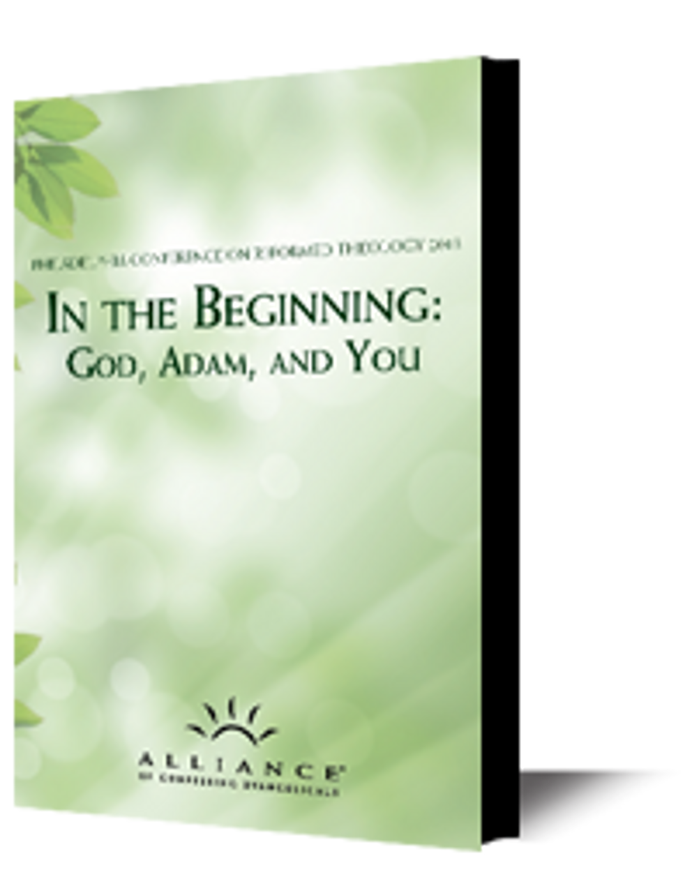 In the Beginning: God, Adam, and You PCRT 2013 Plenary Sessions (mp3 Disc)