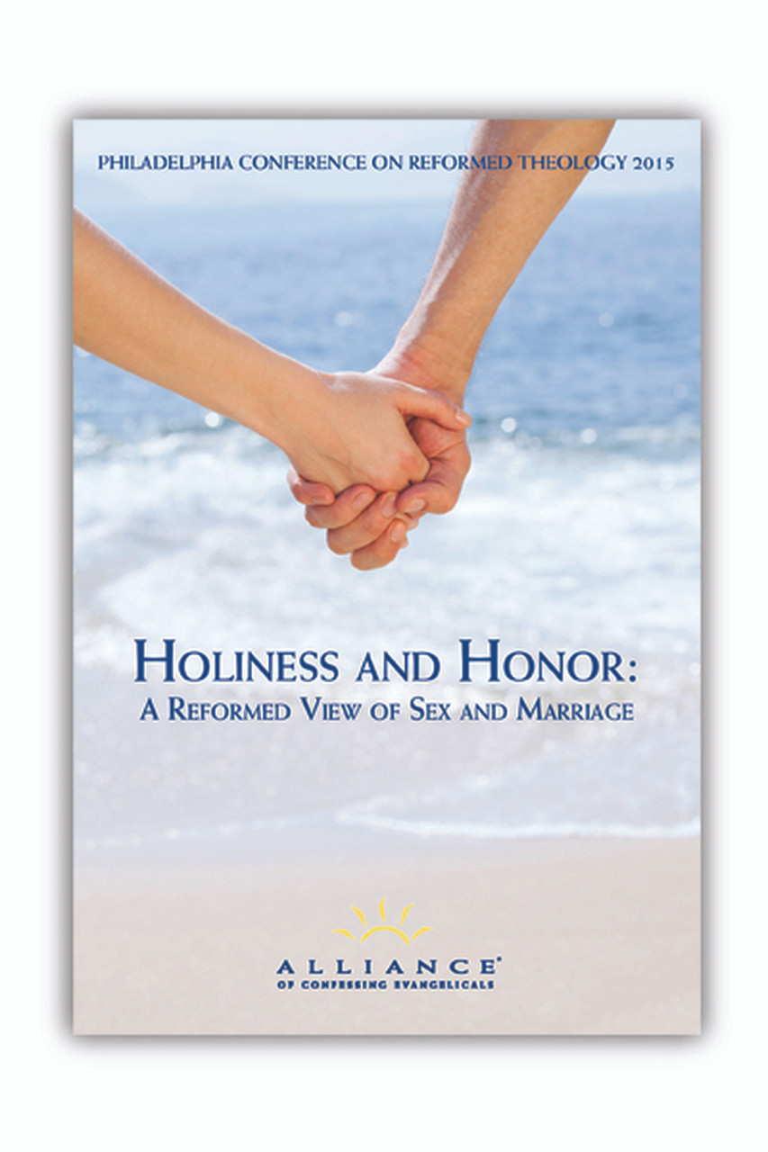 Holiness and Honor: A Reformed View of Sex and Marriage (mp3 Disc)