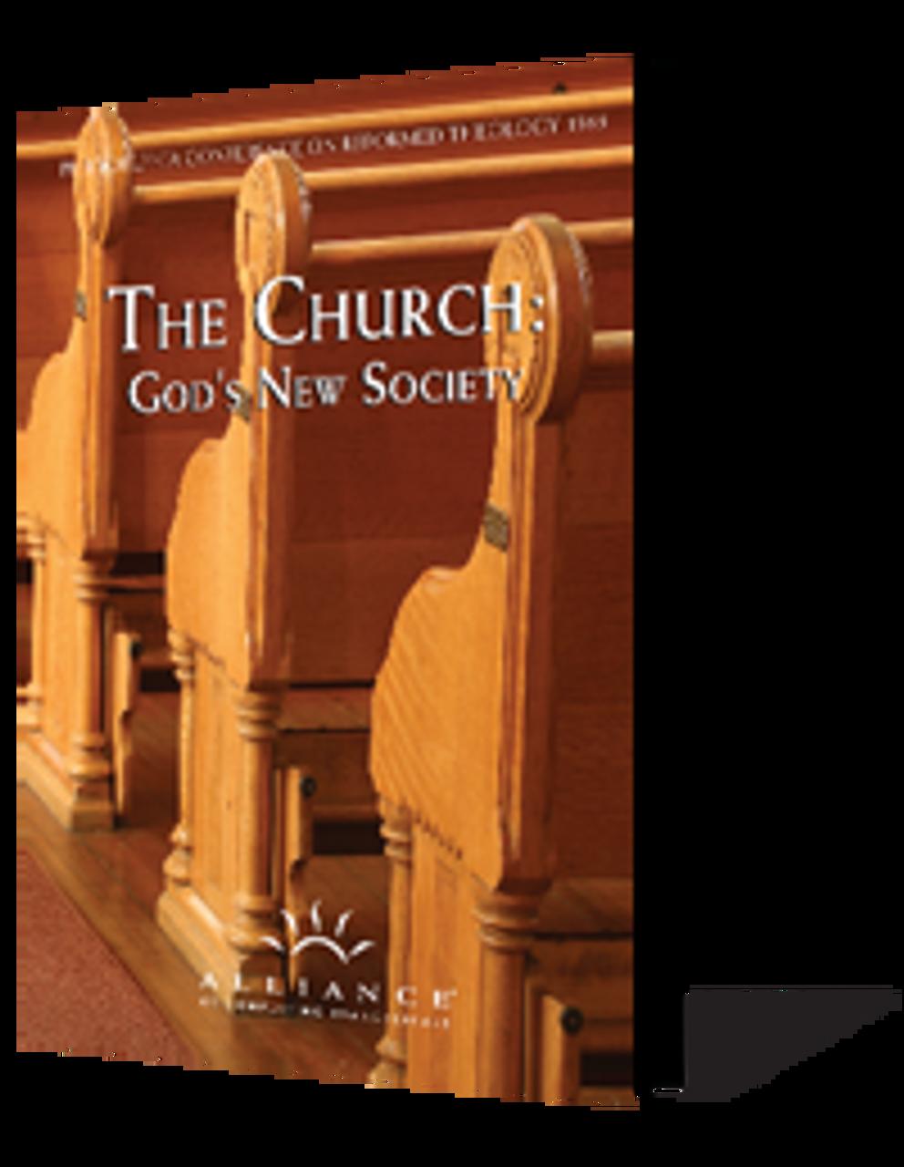 The Church: God's New Society PCRT 1985 (mp3 Disc)