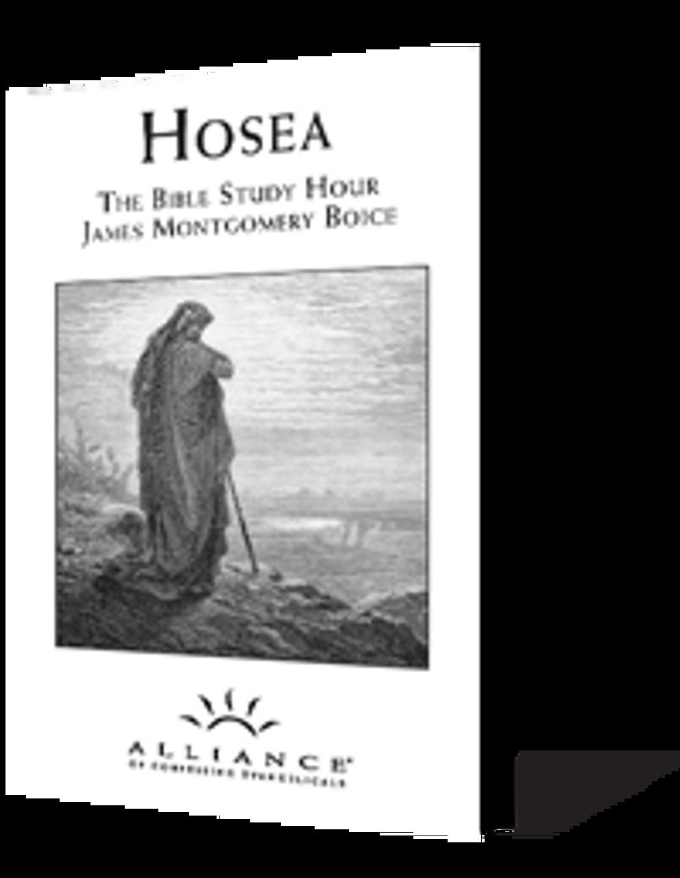 Hosea (mp3 Disc)