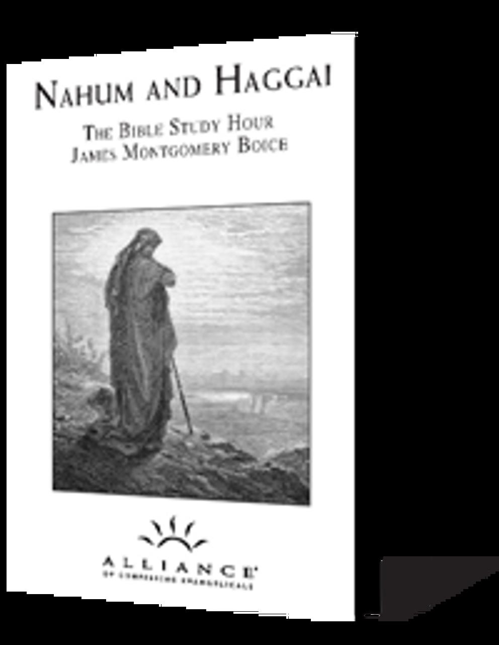 Nahum and Haggai (mp3 Disc)