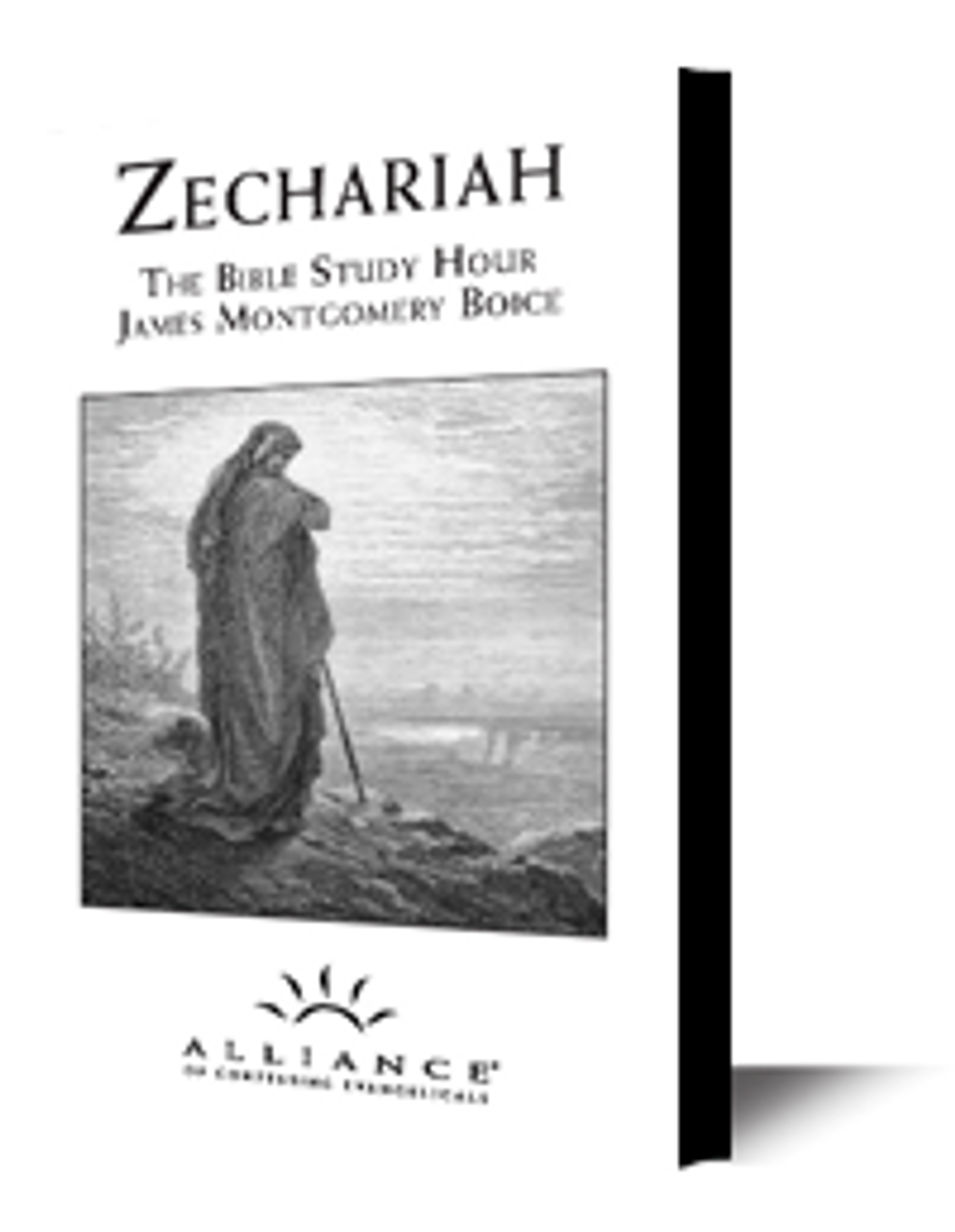 Zechariah (Boice)(mp3 Disc)
