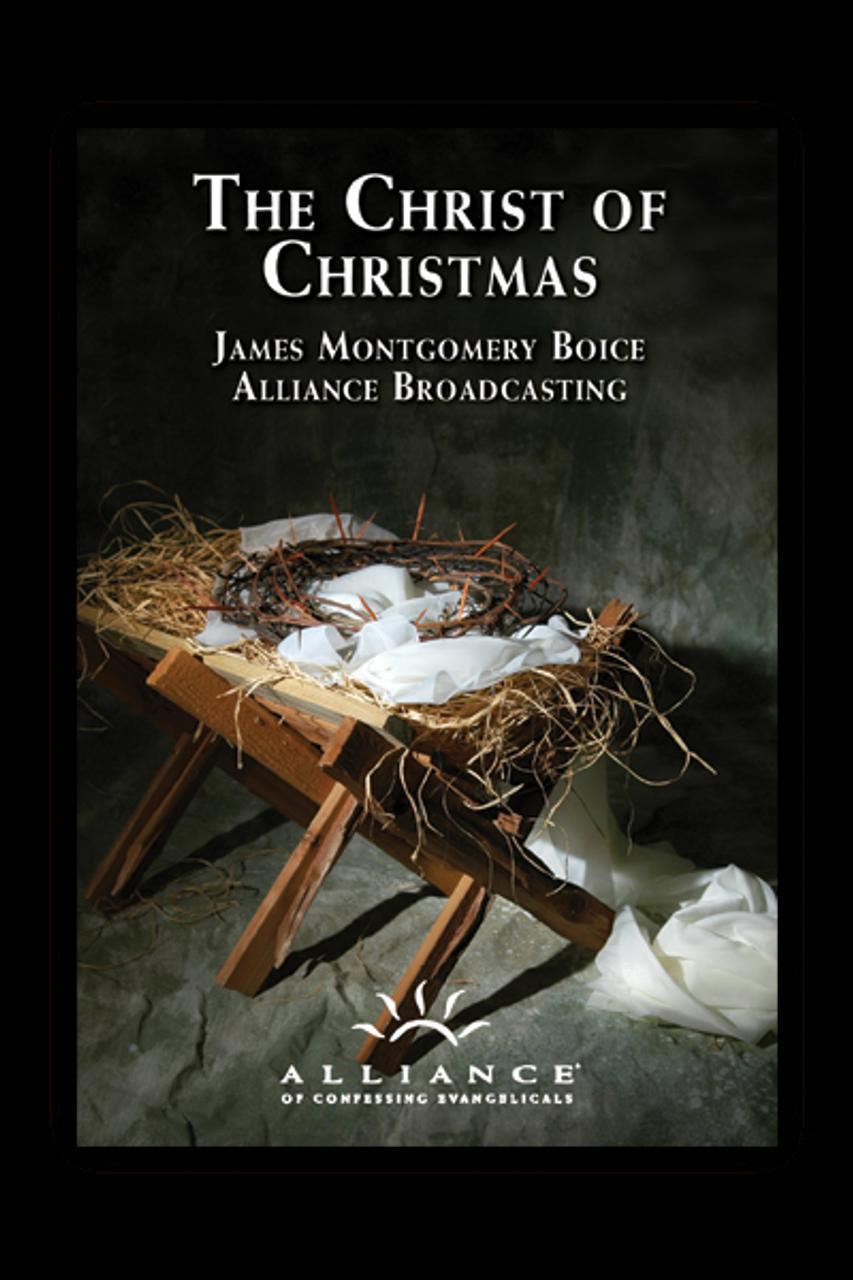 The Christ of Christmas (mp3 Disc)