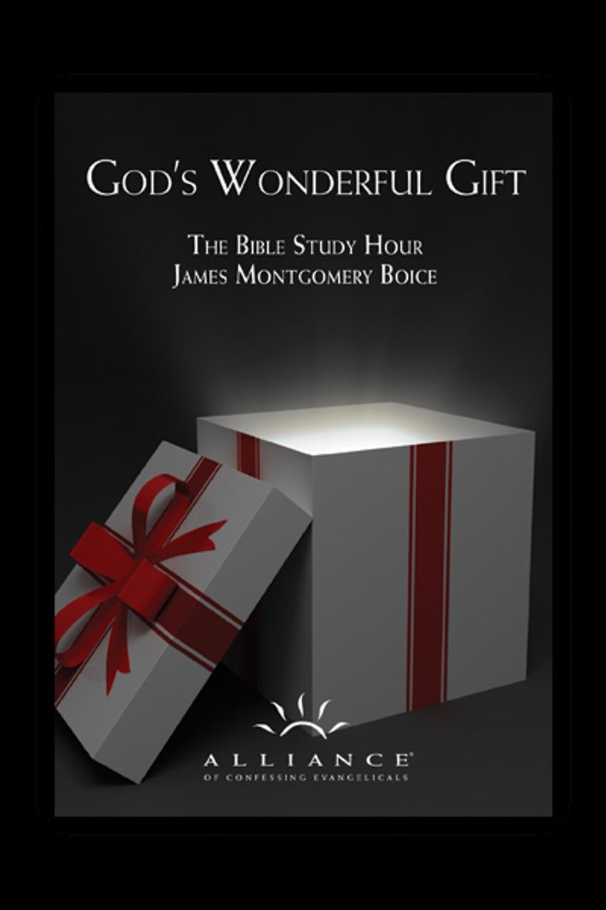 God's Wonderful Gift (mp3 Disc)