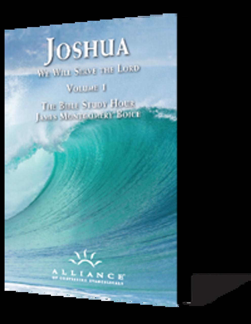 Joshua Anthology (Boice)(mp3 Disc)