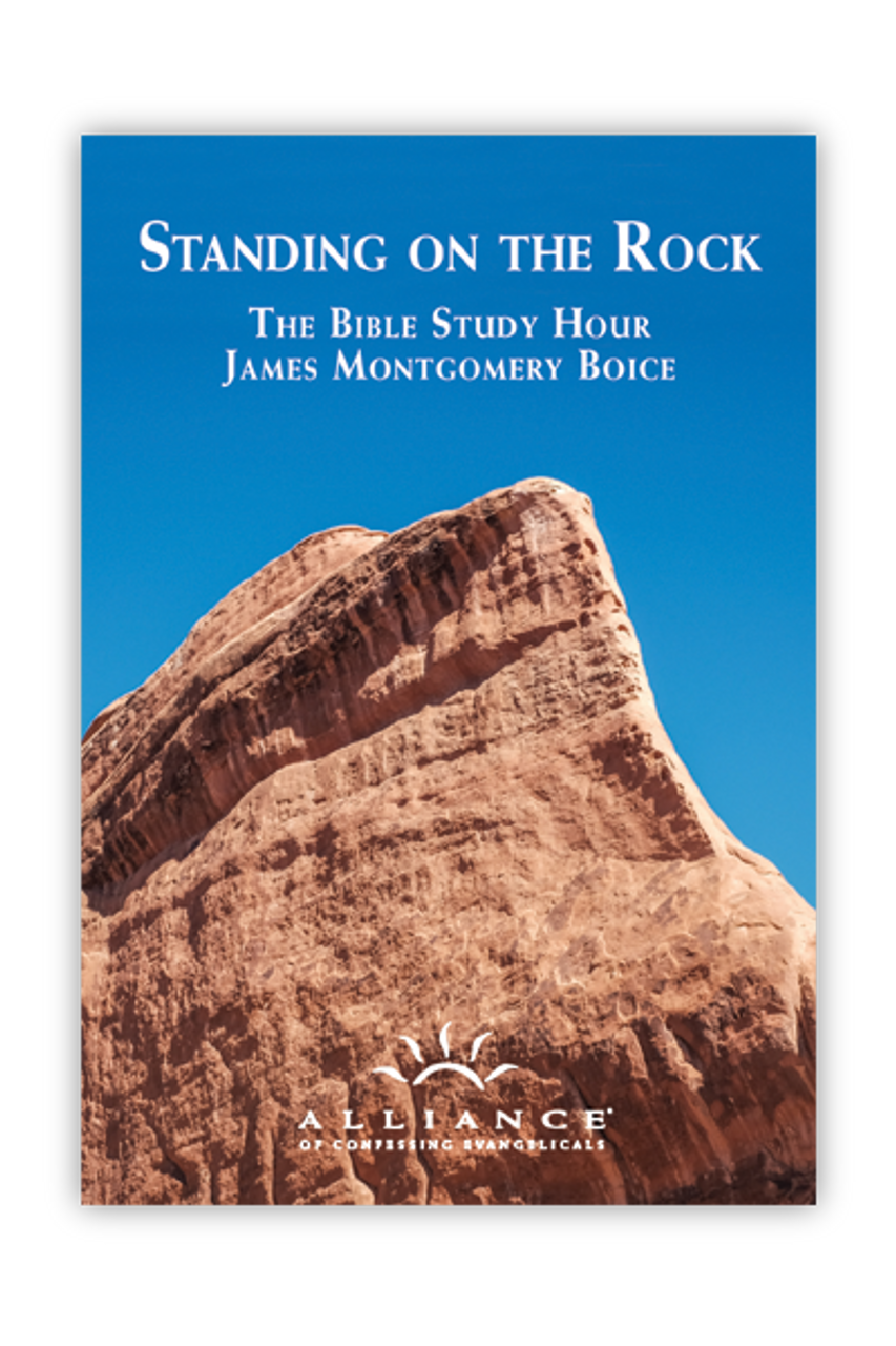 Standing on the Rock (mp3 Disc)