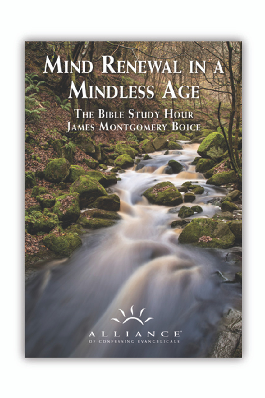 Mind Renewal in a Mindless Age (mp3 Disc)