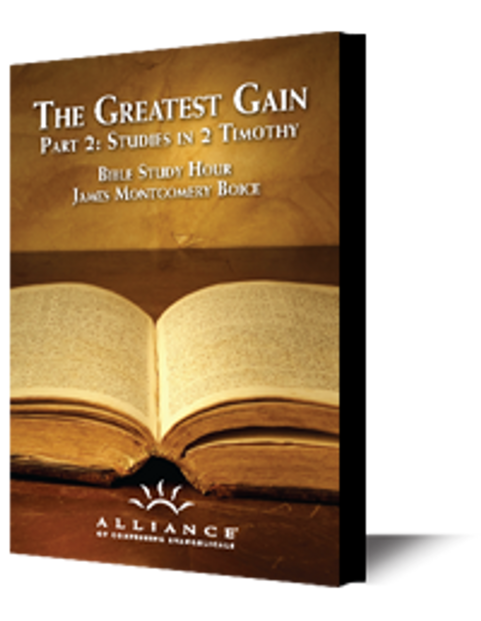 The Greatest Gain, Part 2: 2 Timothy (mp3 Disc)