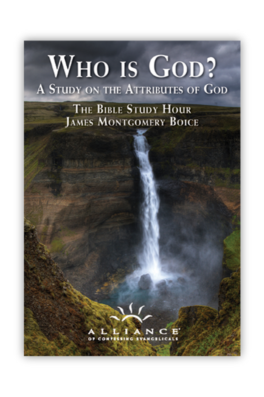 Who Is God? (mp3 Disc)