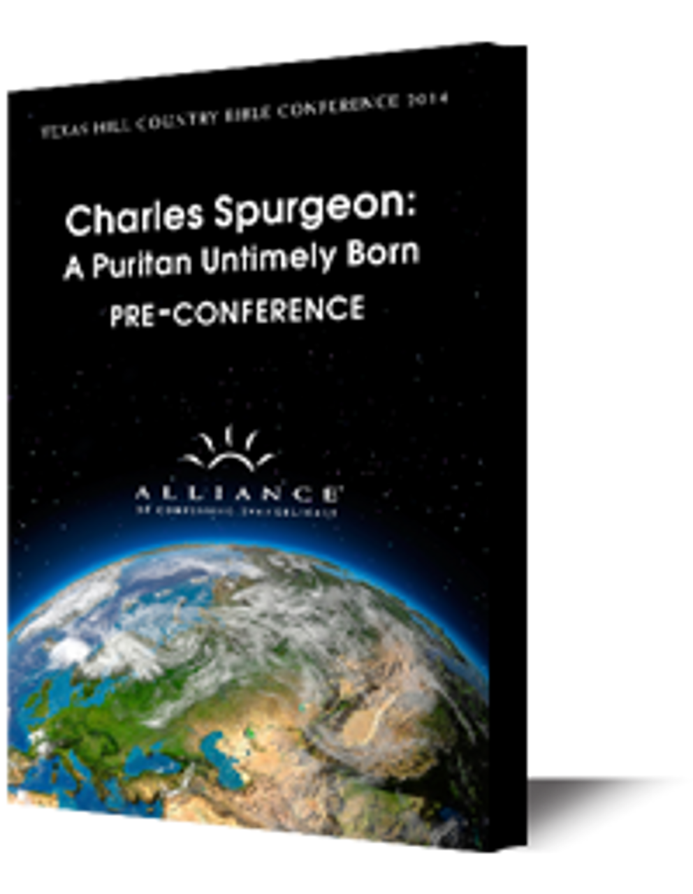 Charles Spurgeon: A Puritan Untimely Born (mp3 Disc)