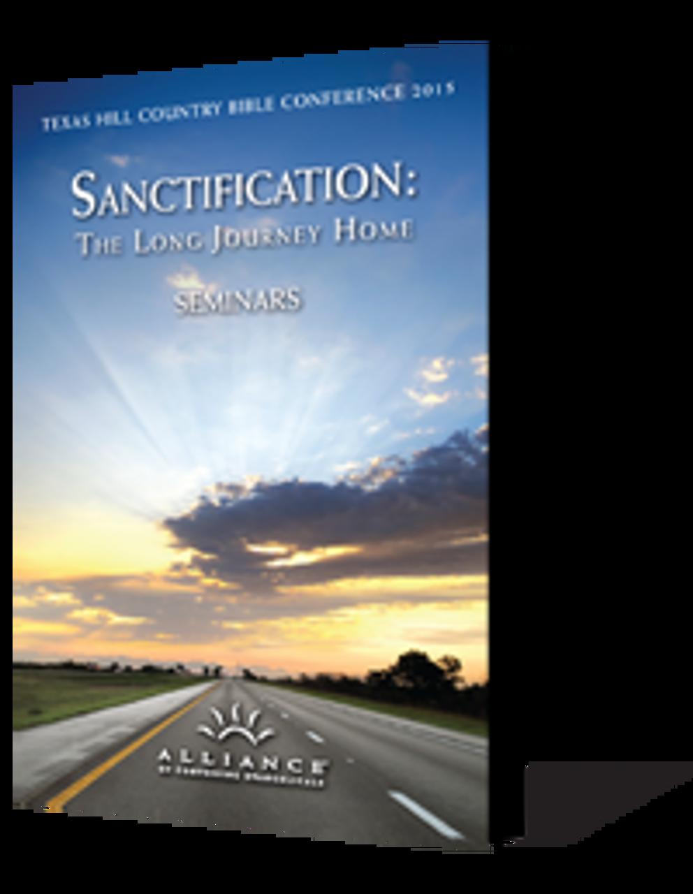 Sanctification: The Long Journey Home - Seminars (mp3 Disc)