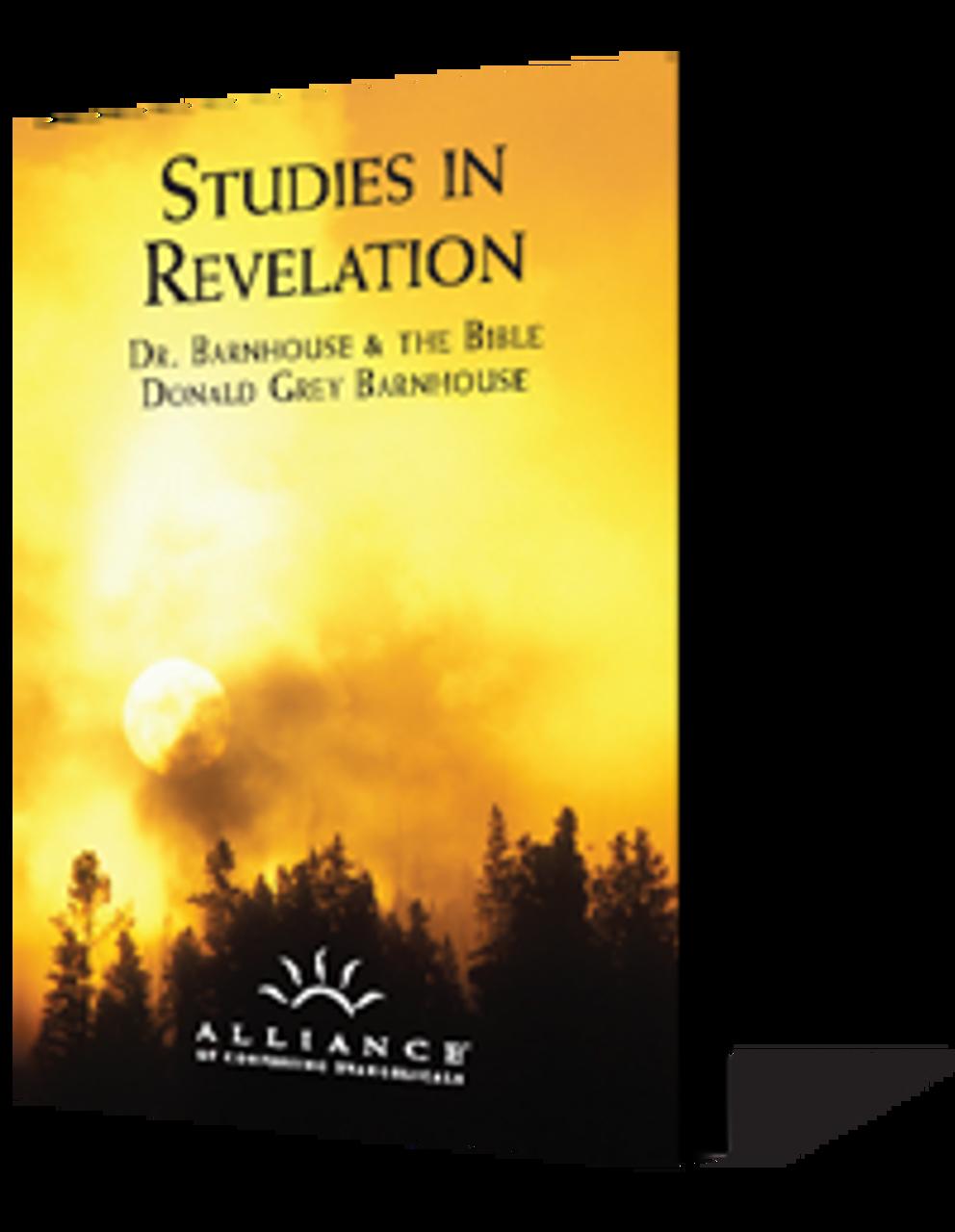 Studies in Revelation Anthology (CD Set)