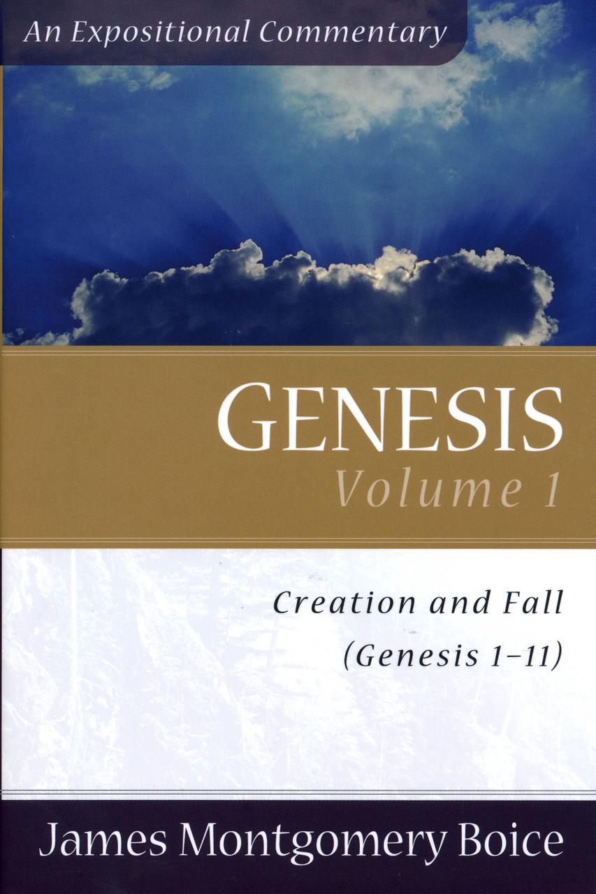 Genesis, Volume 1: Genesis 1-11 (Paperback)
