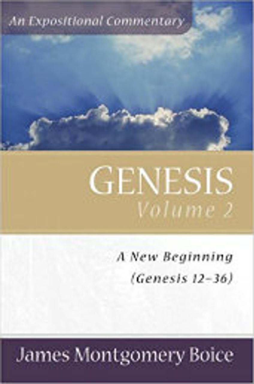 Genesis, Volume 2: Genesis 12-36 (Paperback)