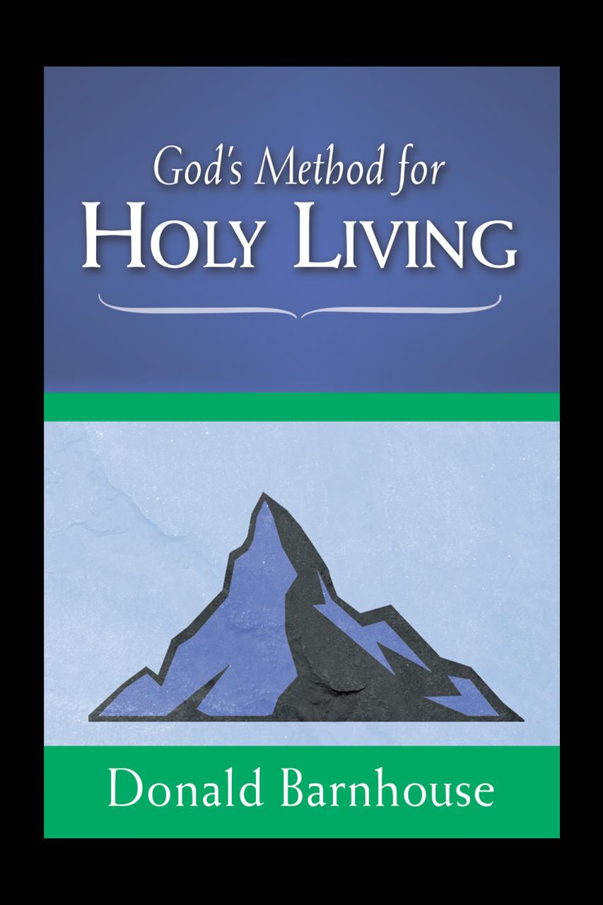 God's Method for Holy Living (Paperback)