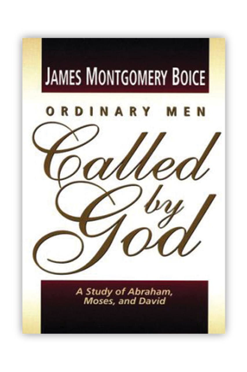 Ordinary Men Called by God (Paperback)