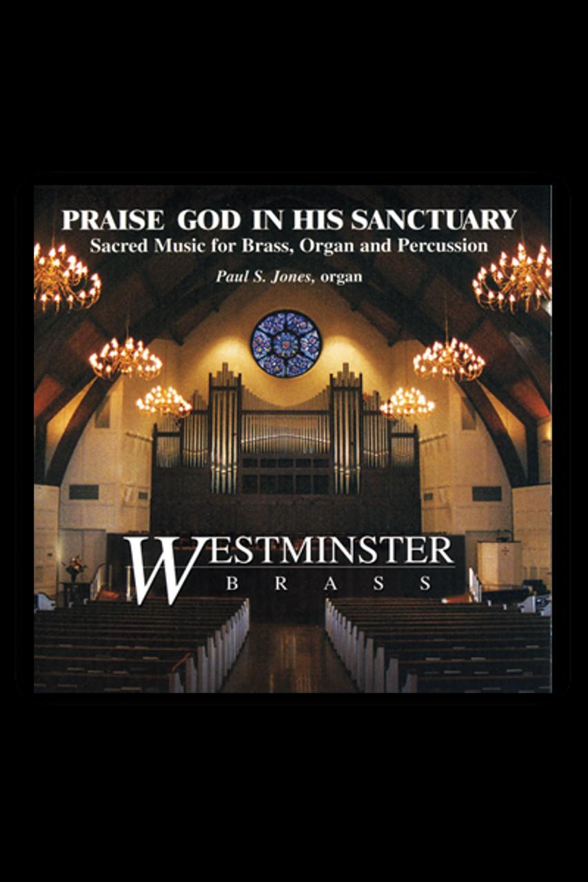 Praise God in His Sanctuary (CD)
