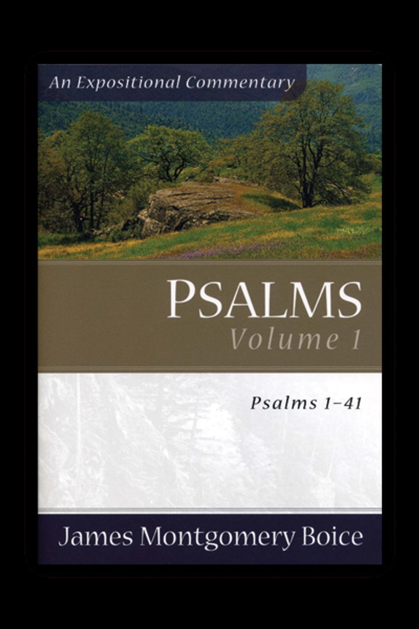 Psalms, Volume 1: Psalms 1-41 (Paperback)