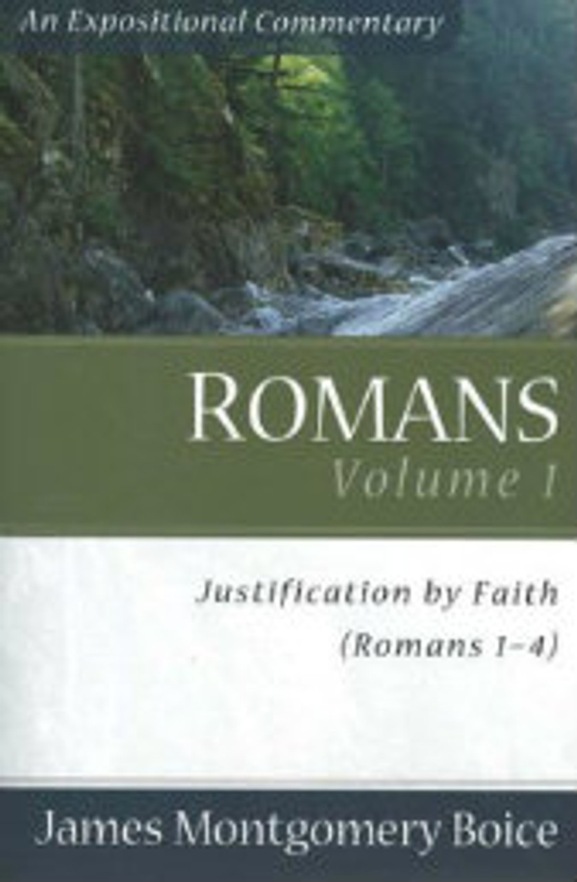 Romans, Volume 1: Romans 1-4 (Paperback)