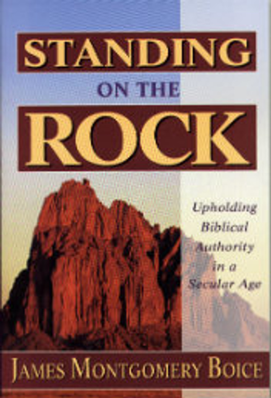 Standing on the Rock (Paperback) (print on demand)