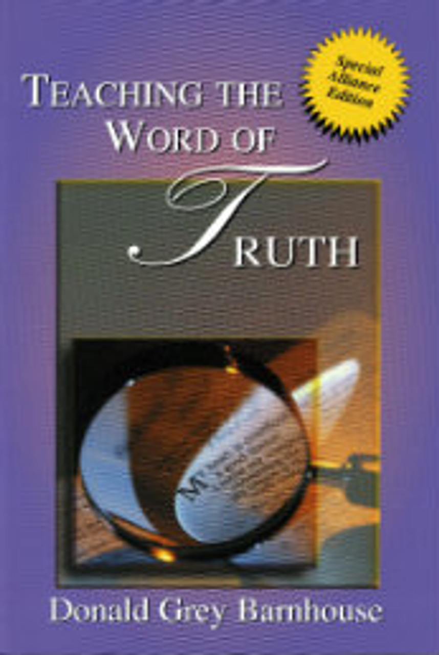 Teaching the Word of Truth (Paperback)