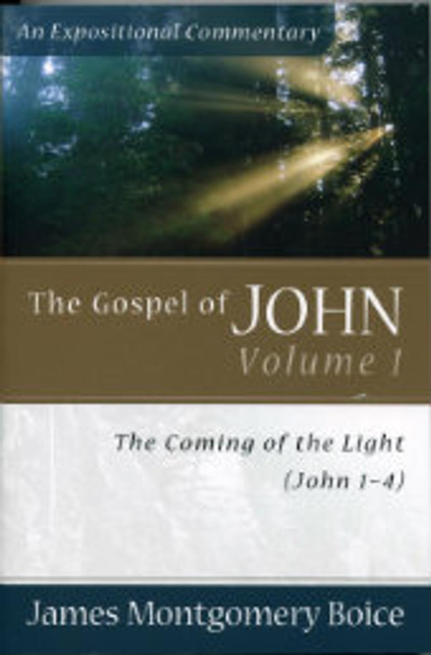 The Gospel of John, Volume 1: John 1-4 (Paperback)