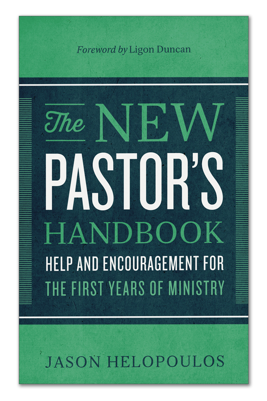 The New Pastor's Handbook (Paperback)