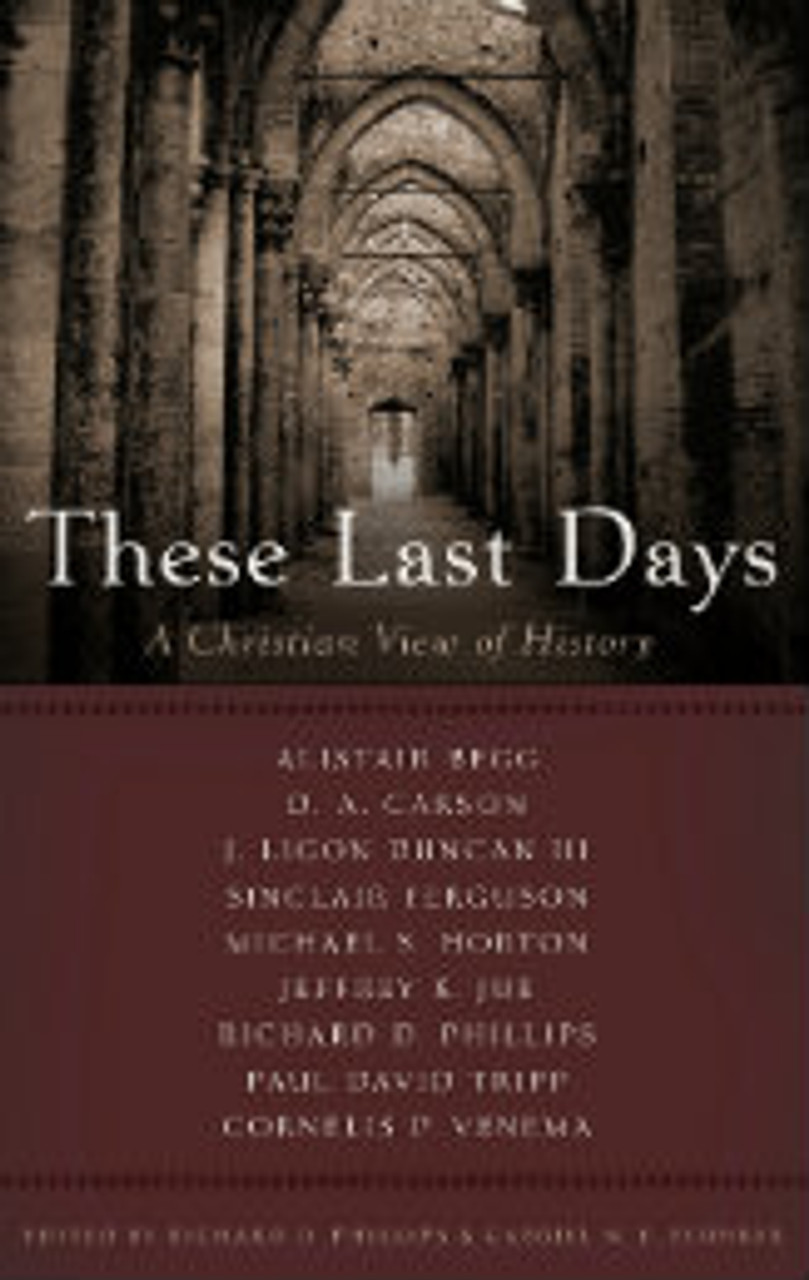 These Last Days (Paperback)