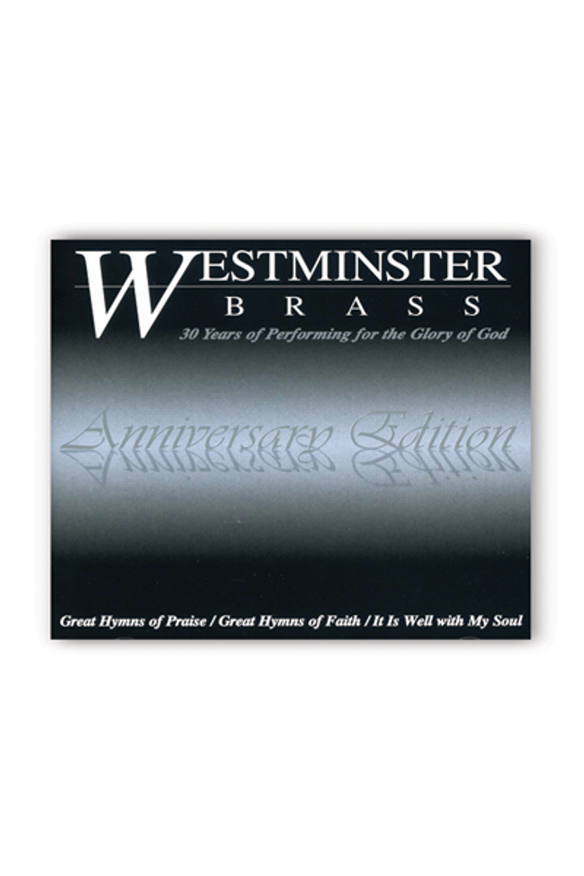 Westminster Brass Anniversary Edition (CD)