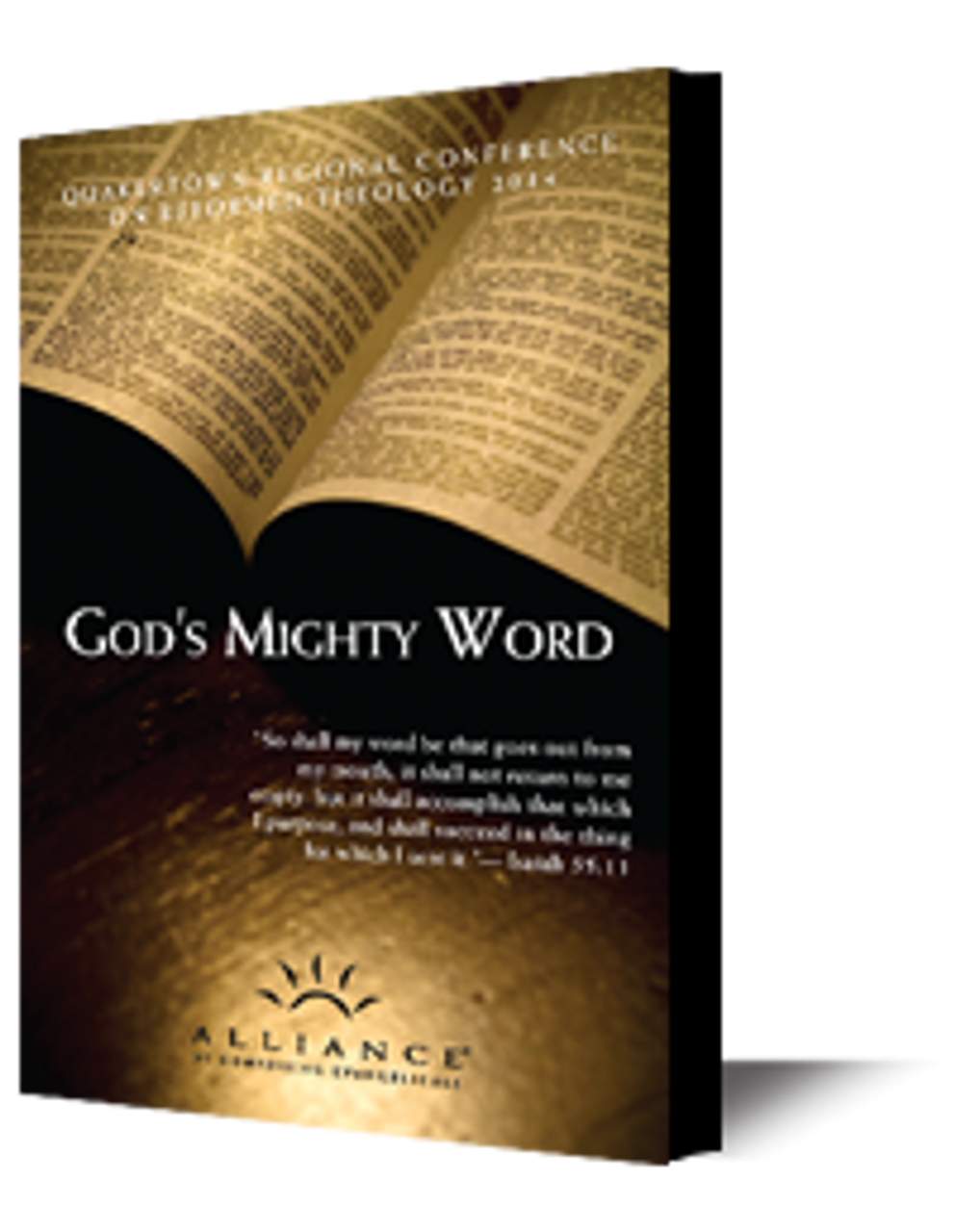 The Necessary Word (QCRT14)(CD)