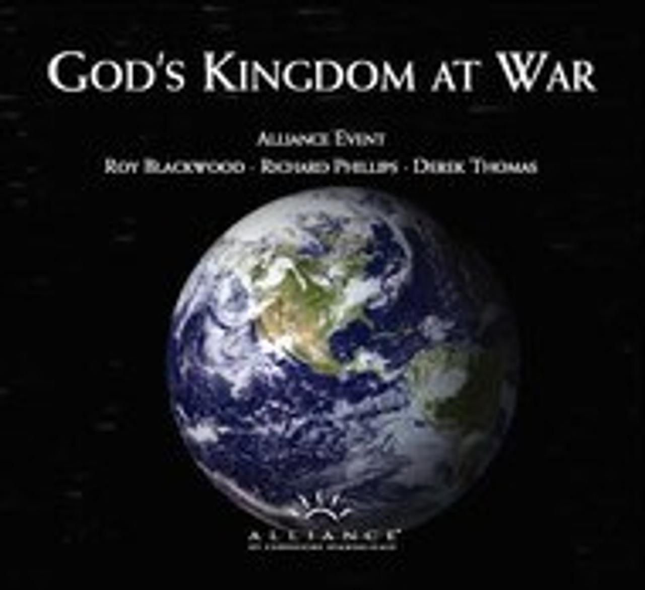 God's Kingdom at War (Richard Phillips)(CD)