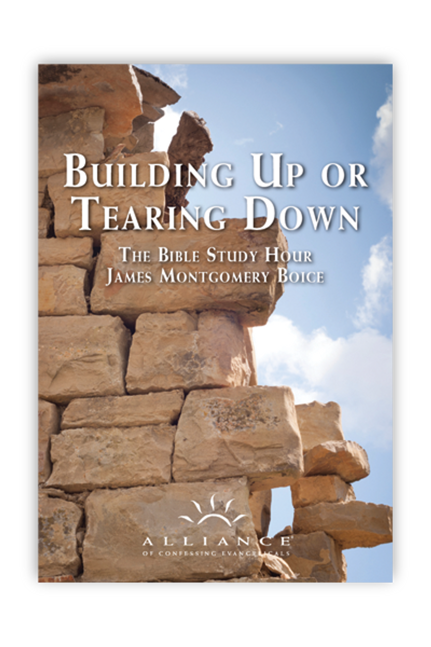 Building Up or Tearing Down (CD Set with Study Guide)