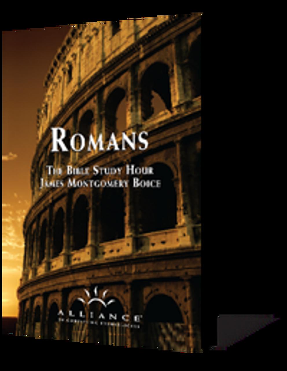 Romans, Volume 18: The Law and Faith (CD Set)
