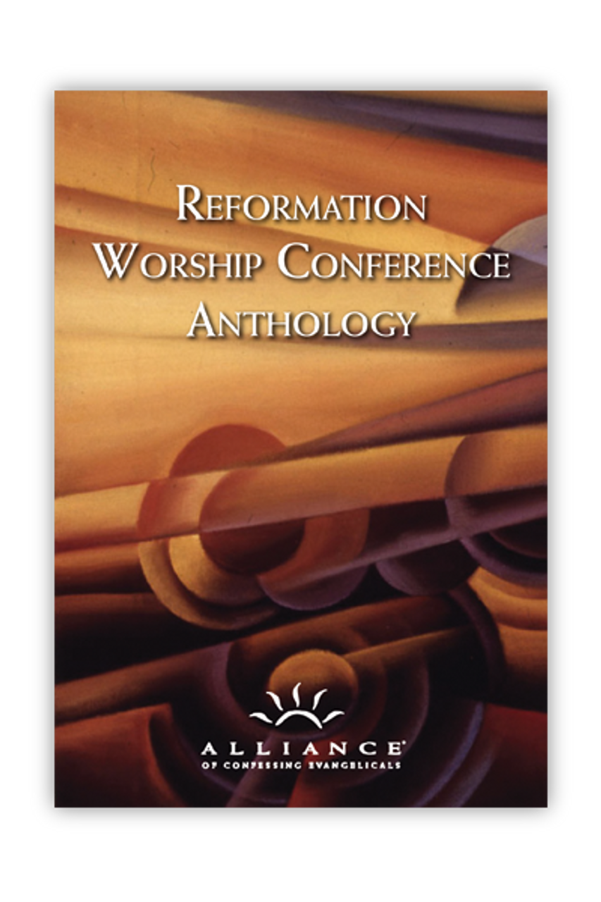 Reformation Worship Conference Anthology (mp3 Disc)