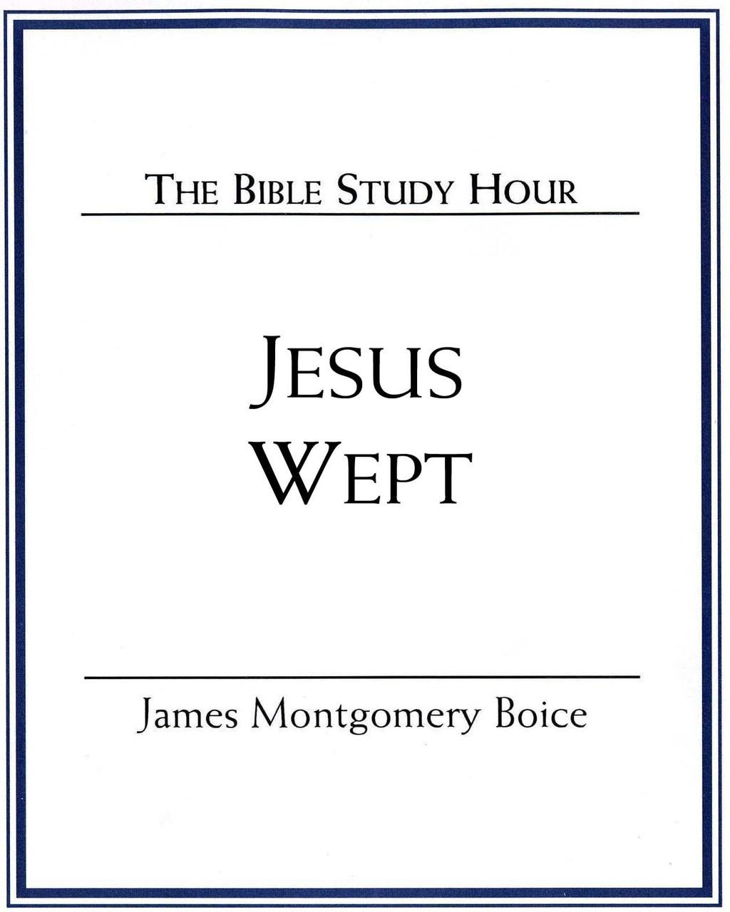 Jesus Wept (CD Set)