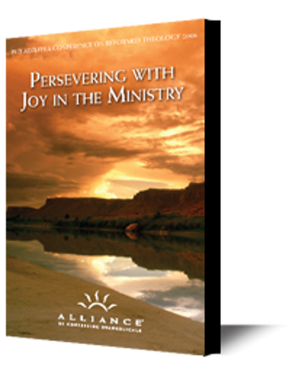 Persevering with Joy in the Ministry PCRT 2008 Pre-Conference (CD Set)