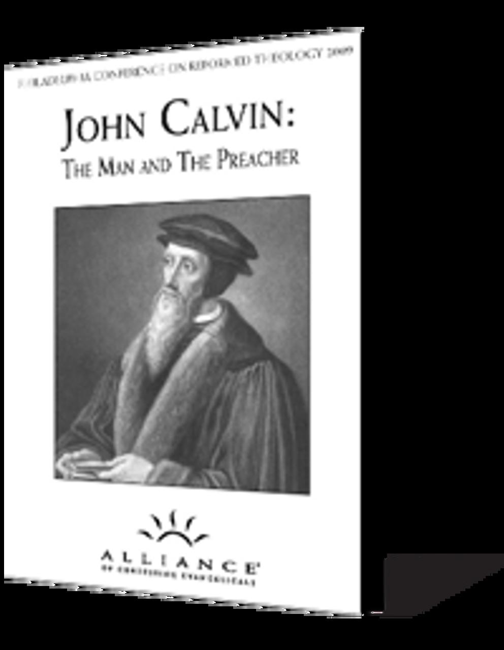 John Calvin: The Man and the Preacher PCRT 2009 Pre-Conference (CD Set)