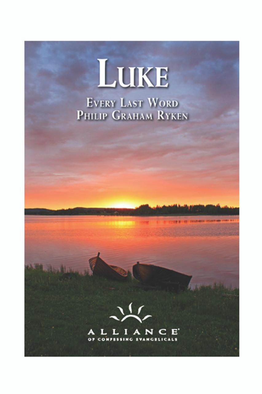 Luke, Volume 5: The Cost of Discipleship (CD Set)