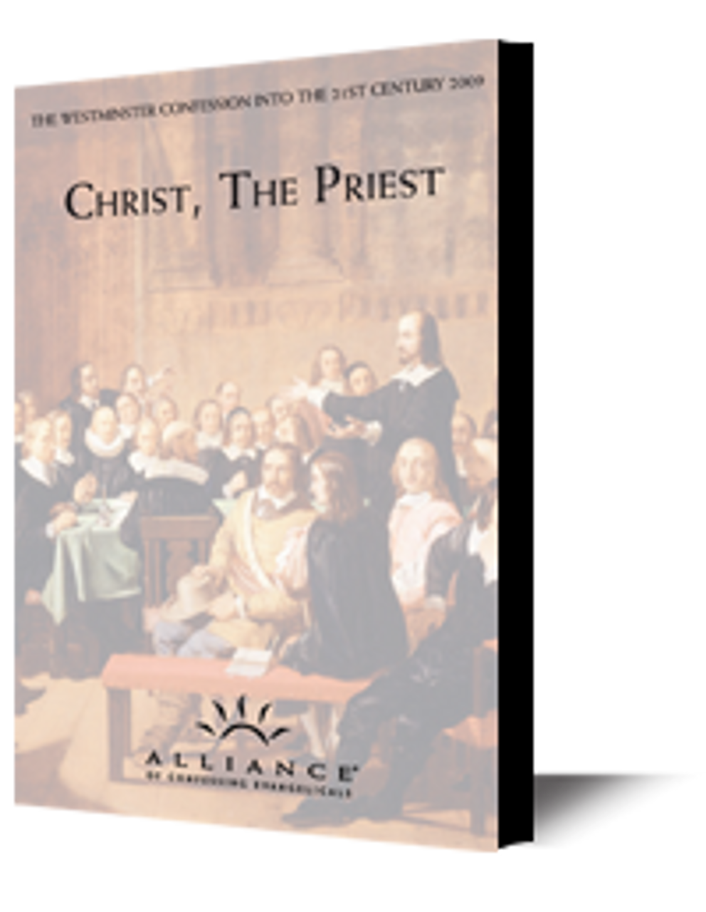 The Priestly Work of Christ and Our Present Justification (mp3 download)