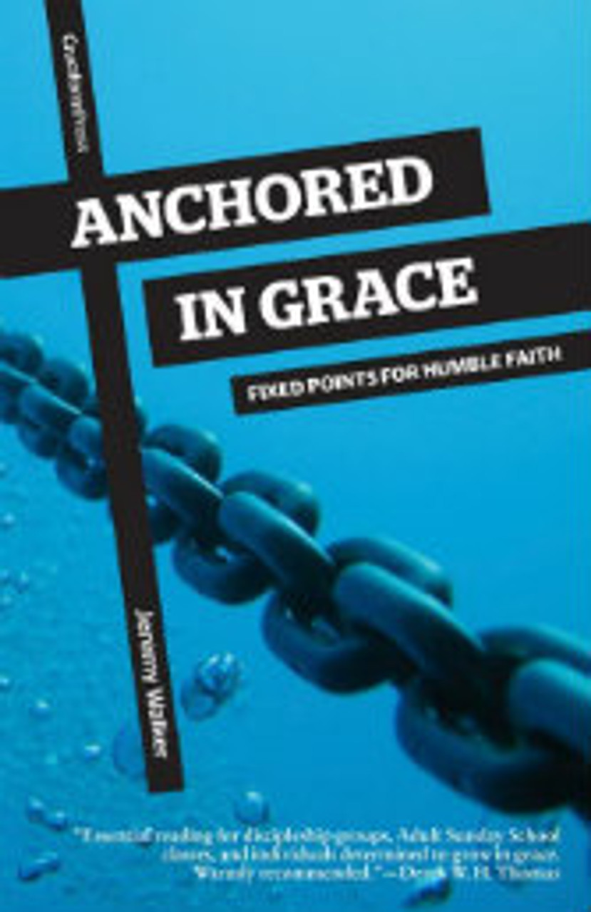 Anchored in Grace: Fixed Points for Humble Faith (Paperback)