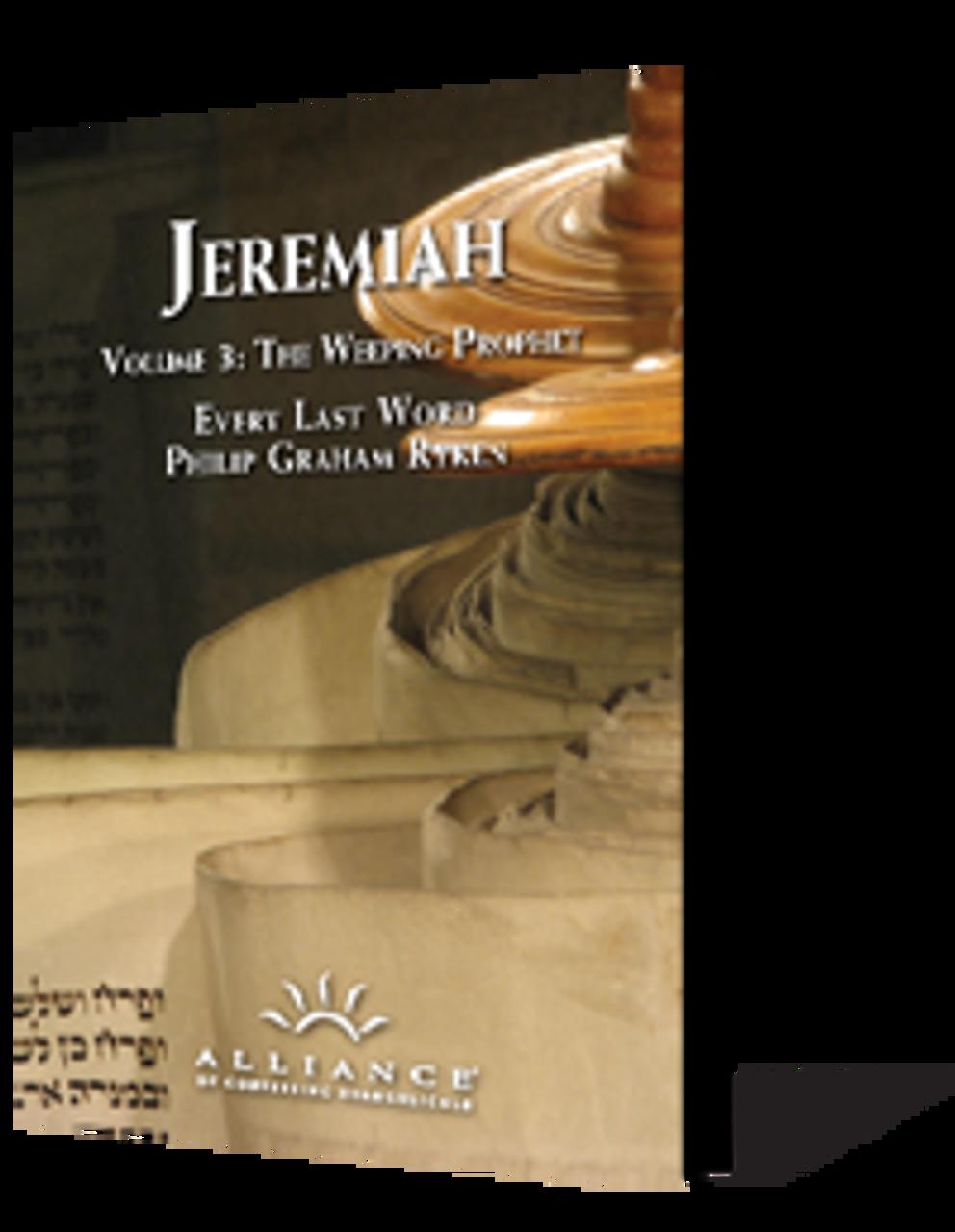 Jeremiah, Volume 3: The Weeping Prophet (CD Set)