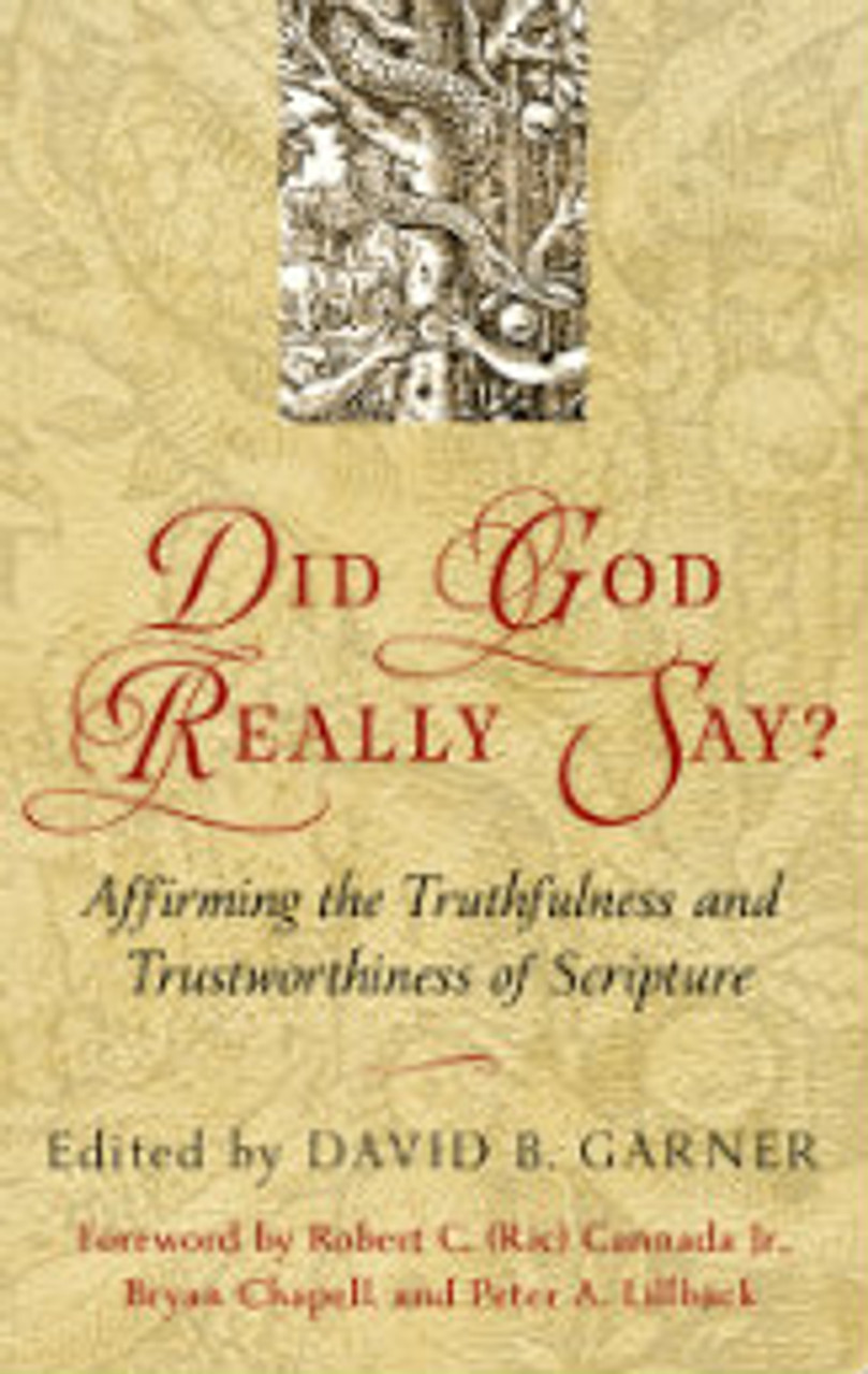 Did God Really Say? (Paperback)