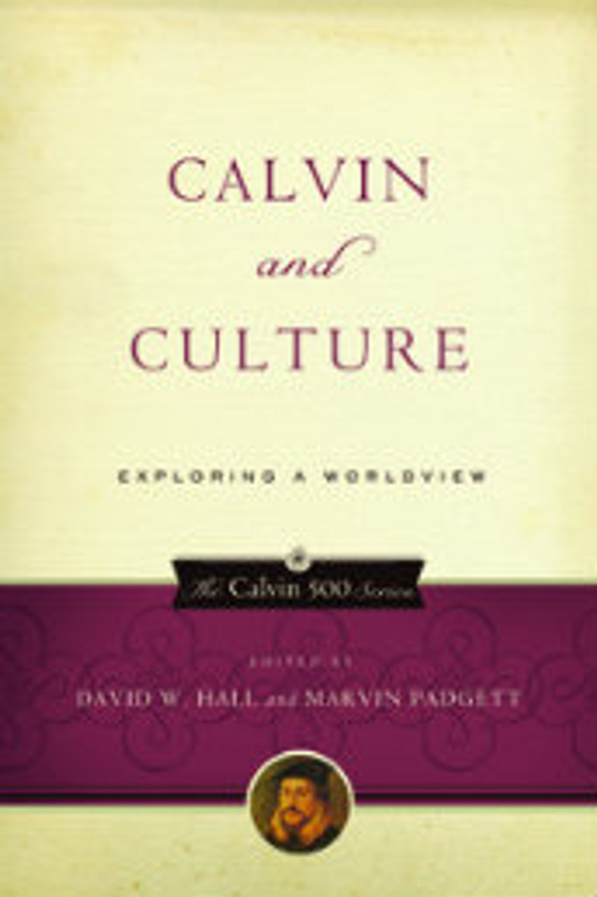 Calvin and Culture (Paperback)