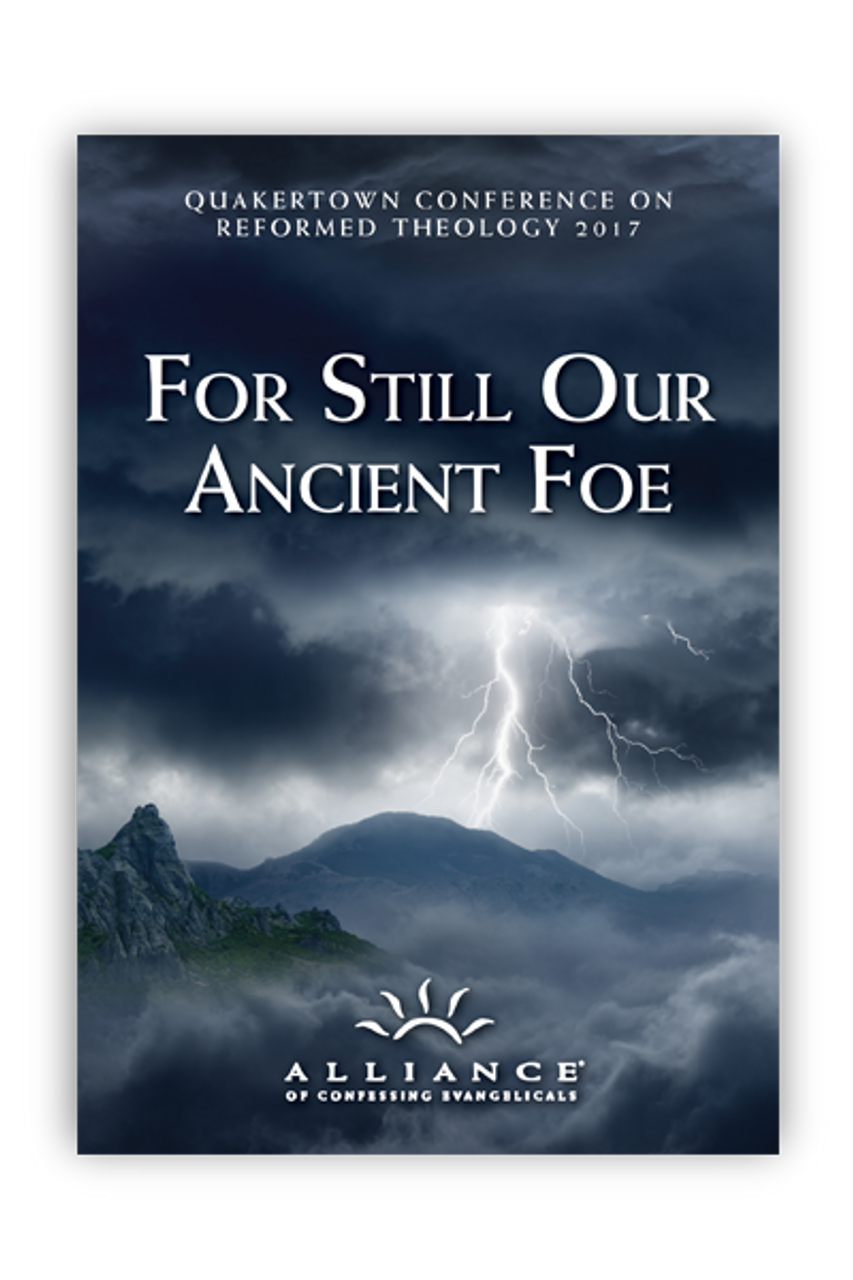 Our Ancient Foe in the Garden (QCRT17)(mp3 download)