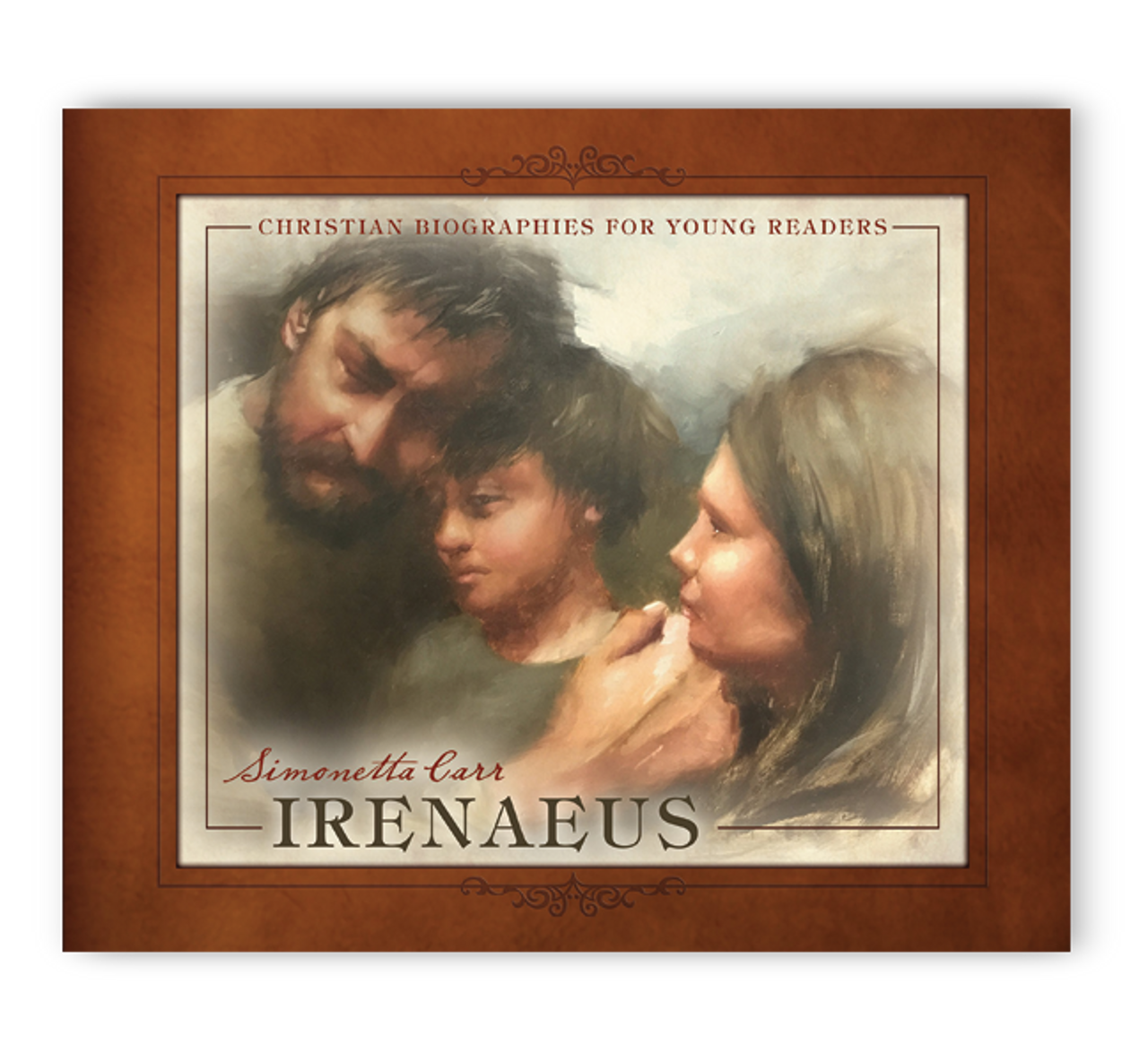 Irenaeus - Christian Biographies For Young Readers (Hardcover)