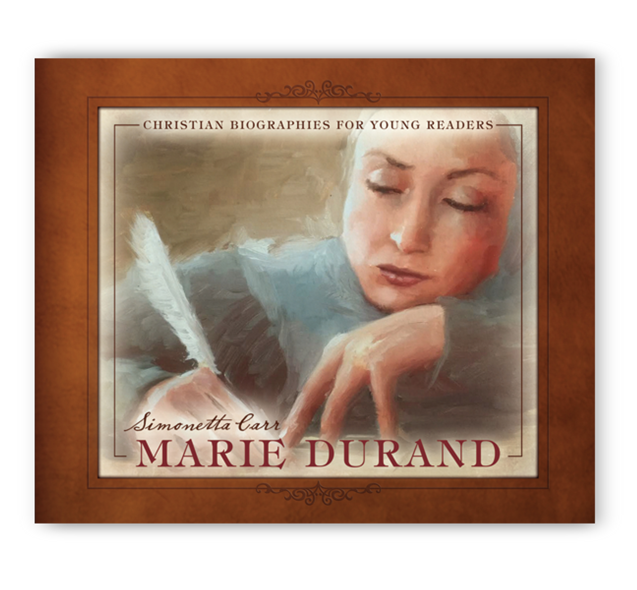 Marie Durand - Christian Biographies For Young Readers (Hardcover)