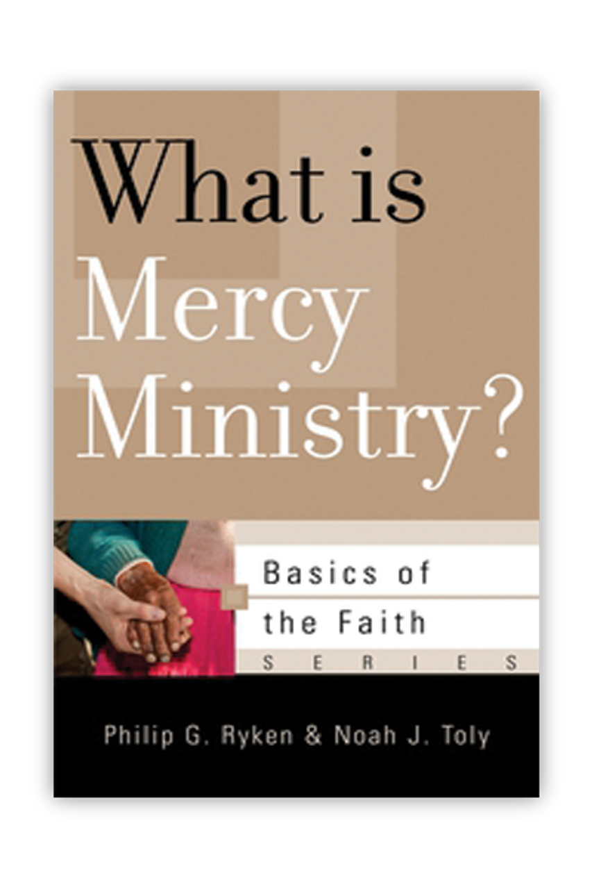 What Is Mercy Ministry? (Booklet)