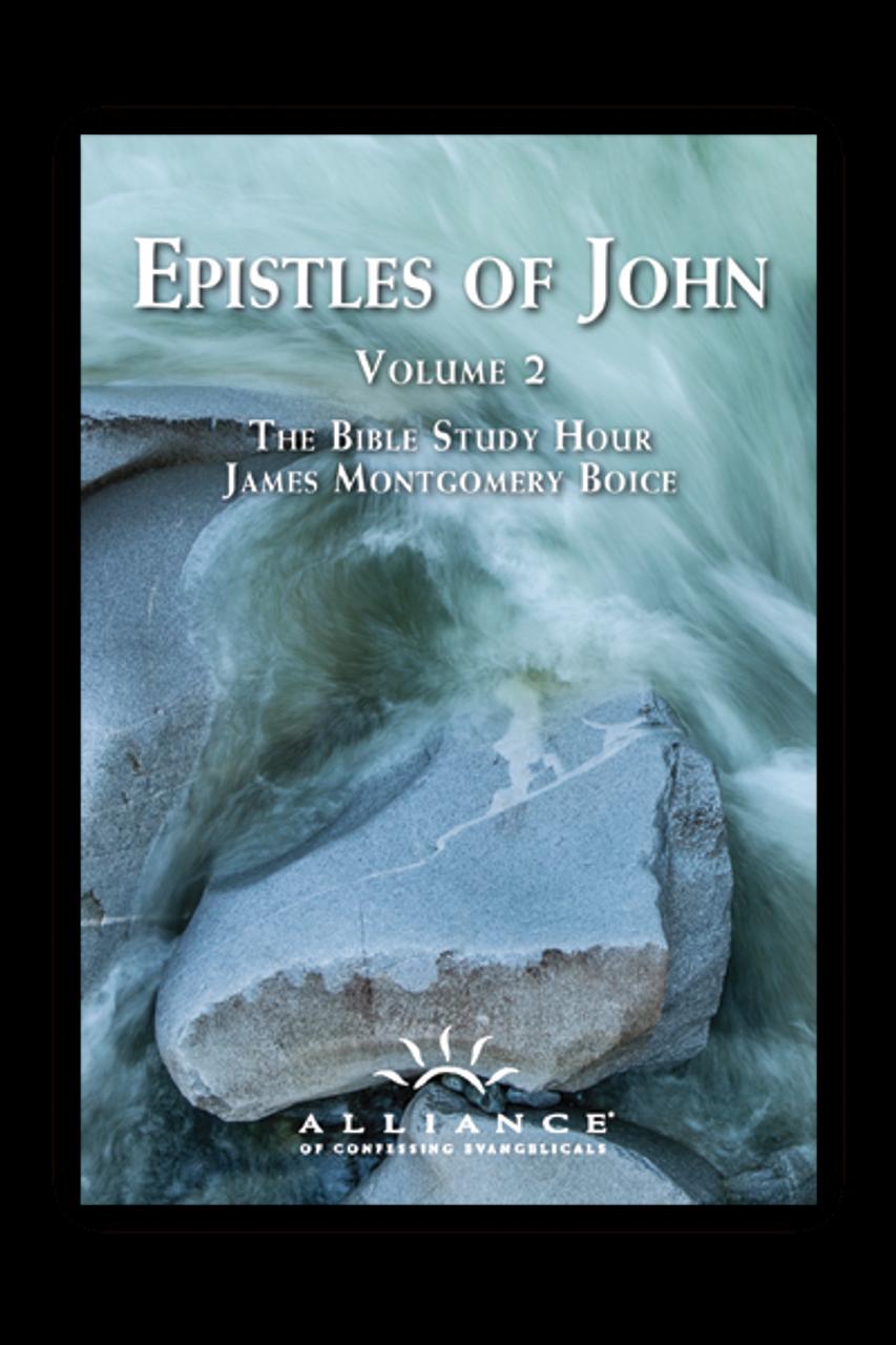 Epistles of John, Volume 2 (CD Set)