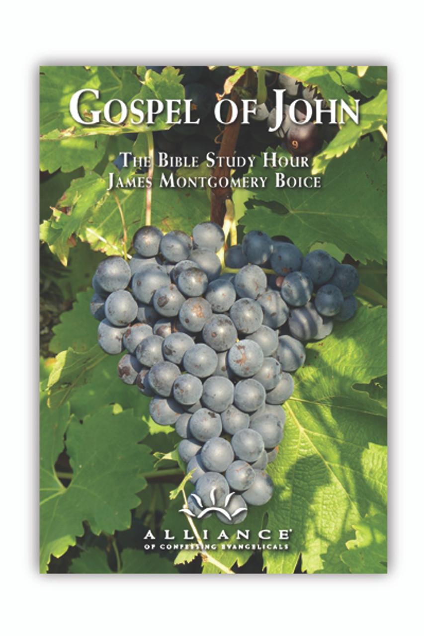 Gospel of John, Volume 30 (mp3 Download Set)