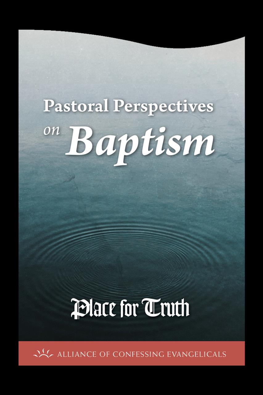 Pastoral Perspective on Baptism (Booklet)